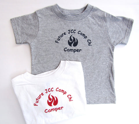 Future Camp Chi Camper T-Shirt