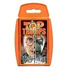 Harry Potter and the Deathly Hallows Pt 2  Top Trumps