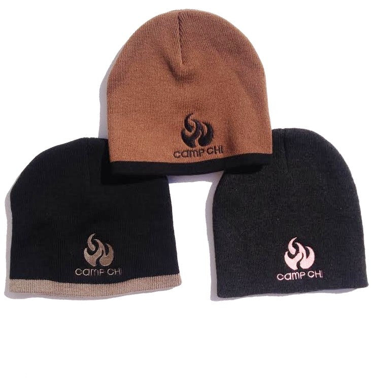 Camp Chi Knit Hats