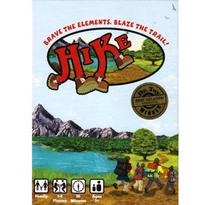 HIKE! Card Game