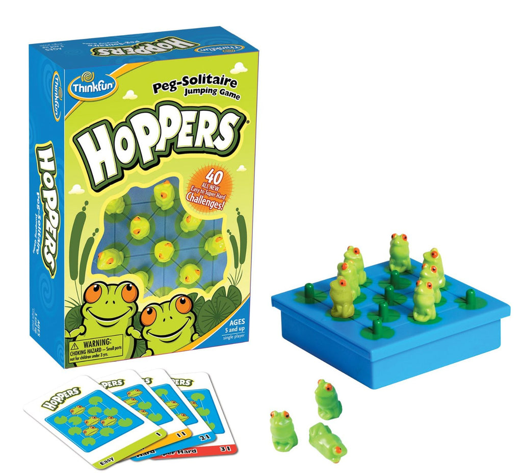 Hoppers Jumping Game