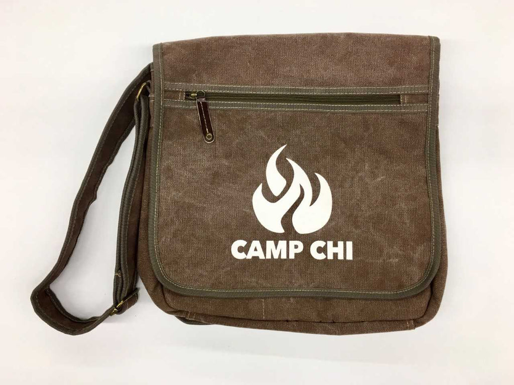 Camp Chi Messenger Bag