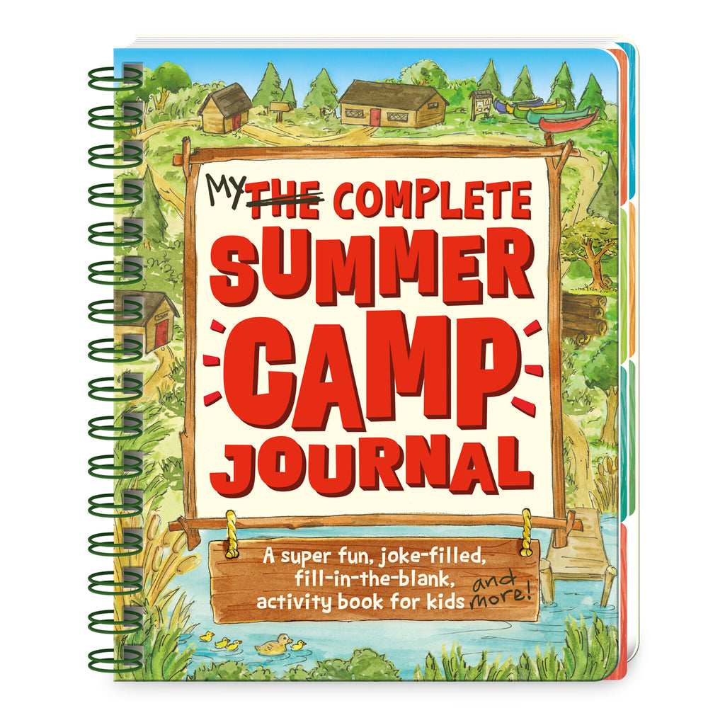 My Complete Summer Journal