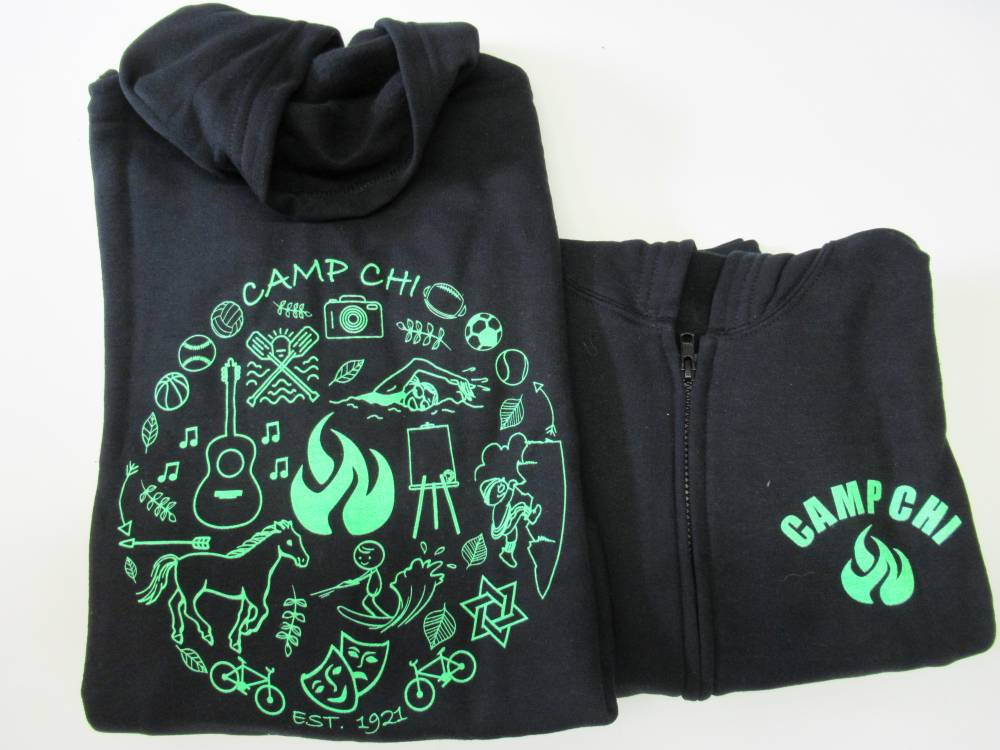 Camp Chi Specialty Sweatshirt