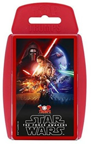 Star Wars The Force Awakens Episode 7: Top Trumps