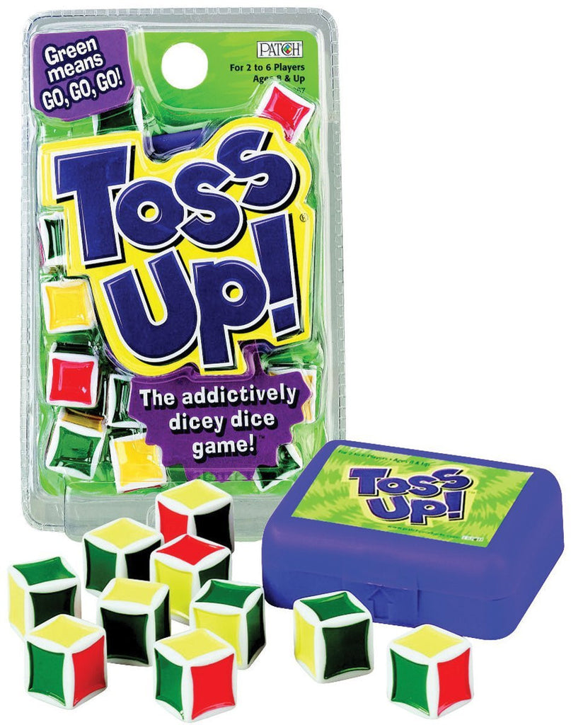 Toss Up! Dice Game