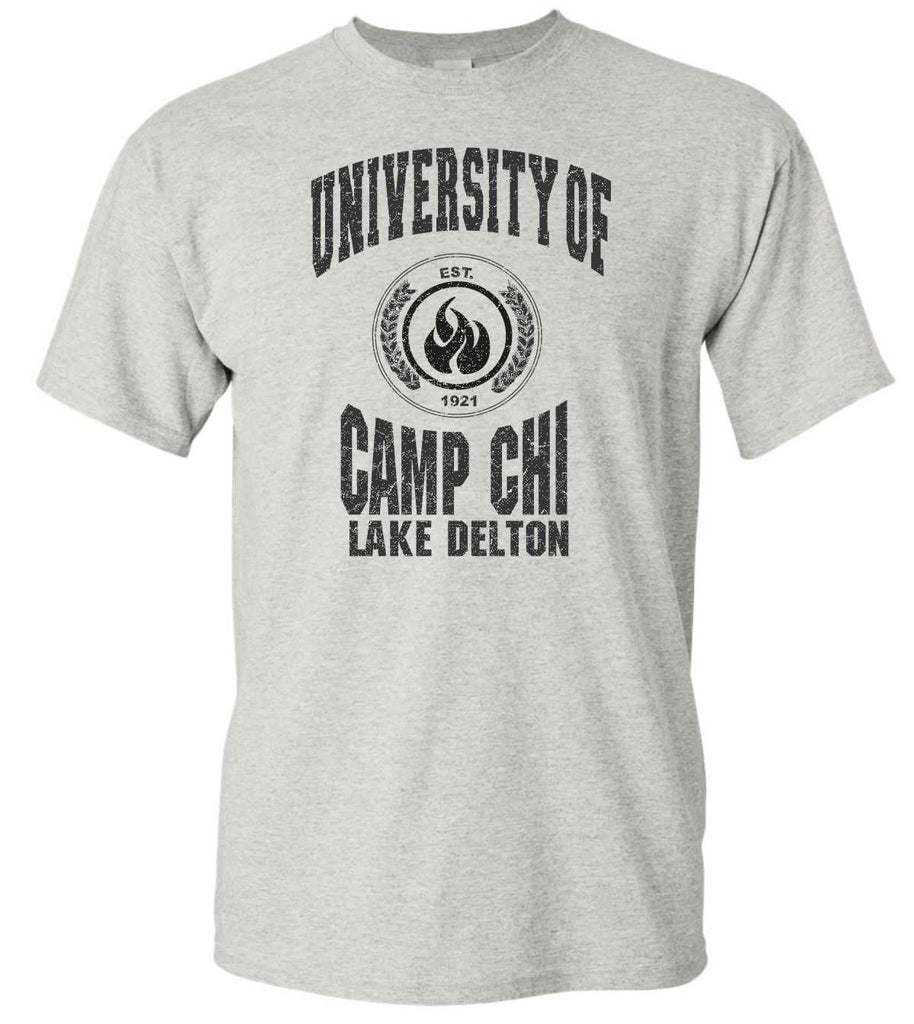 University of Camp Chi T-Shirt
