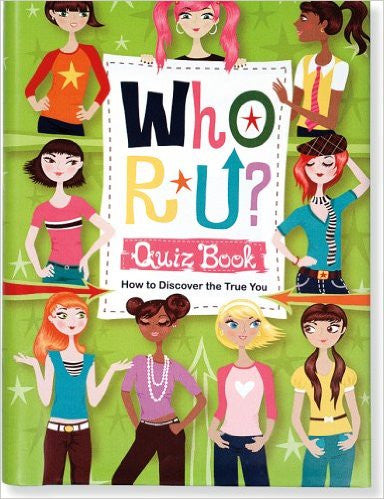 Who R U Quiz Book