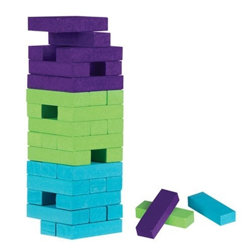 Wooden Toppling Towers