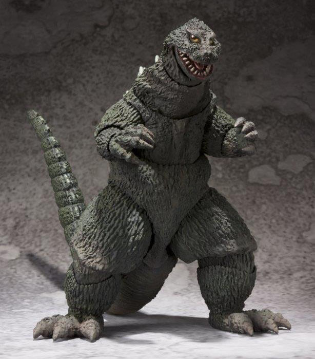 King Kong vs. Gojira - Gojira - S.H.MonsterArts - 1962