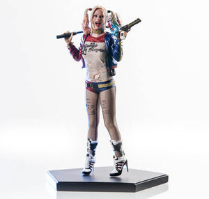Suicide Squad Harley Quinn 1/10 Art Scale Statue