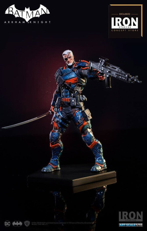 Arkham Knight Deathstroke (Exclusive) 1/10 Scale Statue