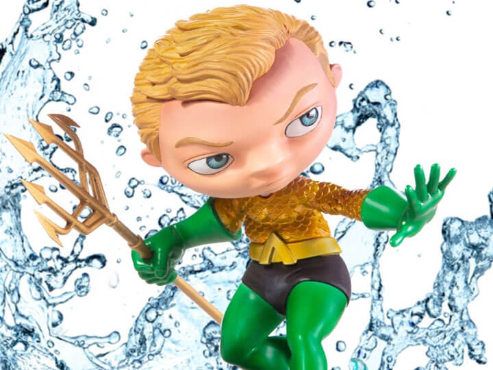 DC Comics Mini Co. Heroes Aquaman