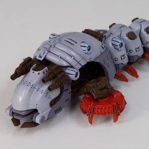 Zoids Molga And Molga With Canory Unit Fine Scale Model Kit - Hobime Toy Shop