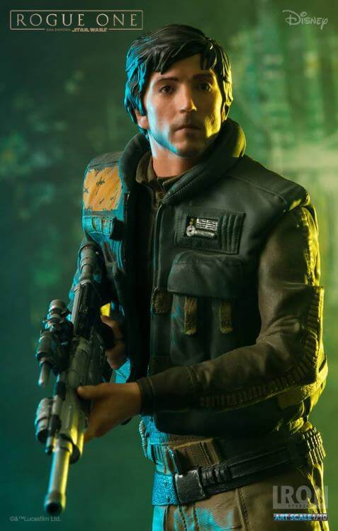 Star Wars - Captain Cassian 1/10 Art Scale Statue (Rogue One) - Hobime Toy Shop