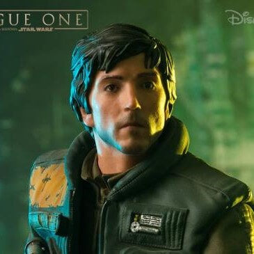 Star Wars - Captain Cassian 1/10 Art Scale Statue (Rogue One)