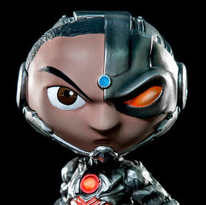 Justice League Mini Co. Heroes Cyborg - Hobime Toy Shop