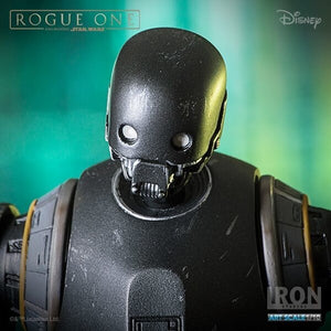 Star Wars Rogue One K-2SO 1/10 Art Scale - Hobime Toy Shop