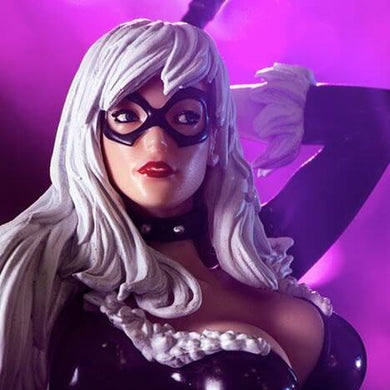 Marvel Comics - Black Cat (Art Scale 1/10)