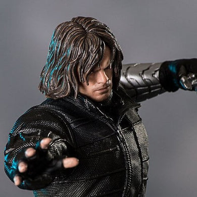 Captain America Civil War - Winter Soldier (Art Scale 1/10)