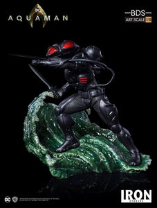 Aquaman - Black Manta BDS Art 1/10 Scale Statue - Hobime Toy Shop