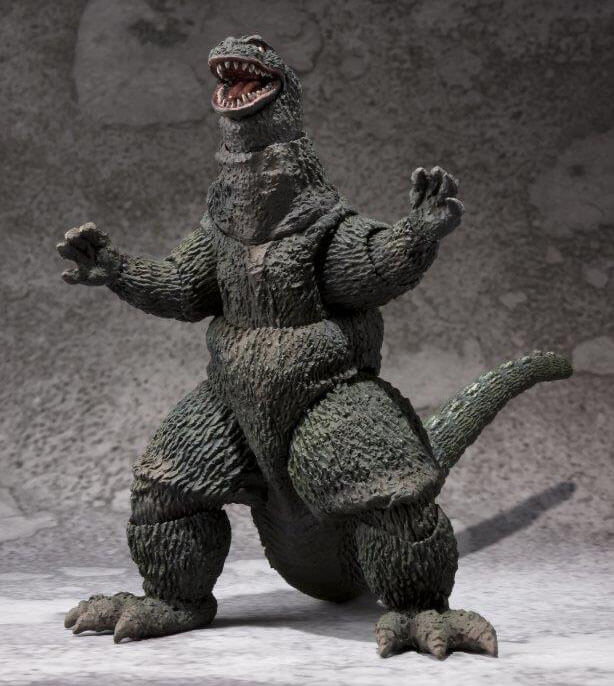 King Kong vs. Gojira - Gojira - S.H.MonsterArts - 1962 - Hobime Toy Shop