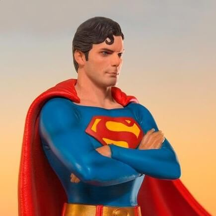 Superman The Movie 1978 Deluxe Art Scale 1/10 Statue - Hobime Toy Shop