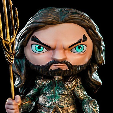 Justice League Mini Co. Heroes Aquaman