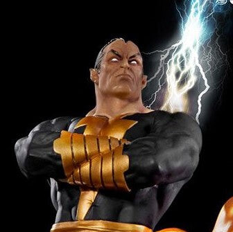 Shazam: Black Adam Art Scale 1/10 - DC Comics Series 4 by Ivan Reis