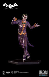 Batman - Arkham Knight - Joker Art Scale 1/10 Statue