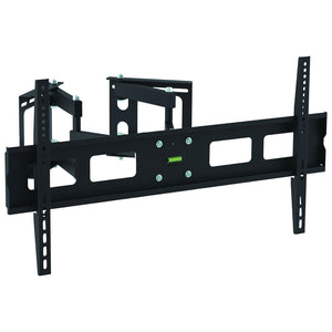 "Refurbished TygerClaw 37"" - 63"" Full Motion Corner TV Wall Mount LCD3408BLK"