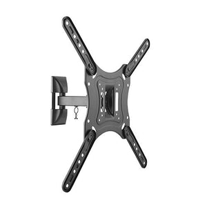 "Brateck LPA51-441 Economy Full-motion TV Wall Mount 23""-55"" 30kg/66lbs"