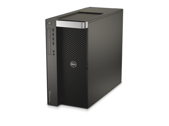 Dell Precision T5610 Tower 2x Intel Xeon E5-2620 v2 2.1Ghz