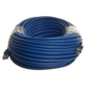 100-FT CAT5e NETWORK CABLE ethernet
