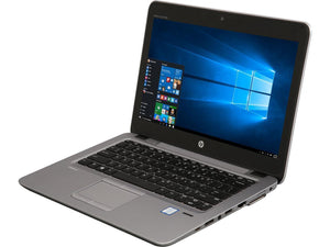 HP Elitebook 820 G3 Intel Core i5 6th Gen 6300U  256 GB SSD 12.5""