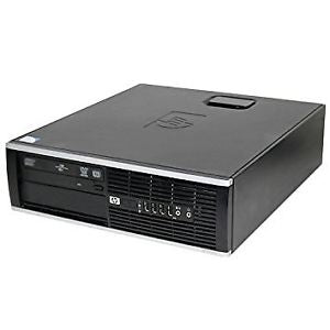 HP 6300 PRO SFF Desktop-third Generation Intel Dual Core G680 2.8GHz