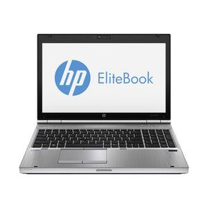"HP Elitebook 8570p 15.6"" intel i7-3520M@2.9GHz"