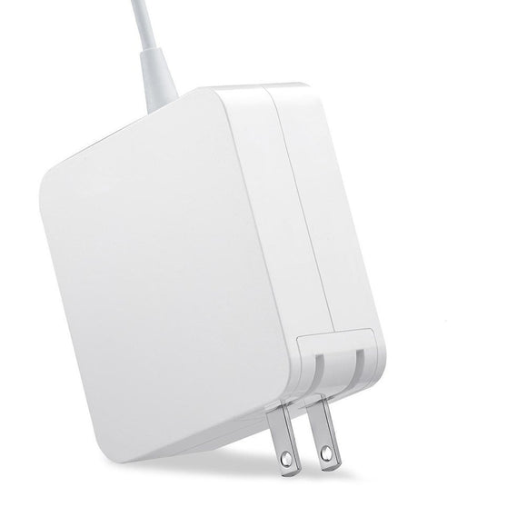 Macbook pro charge, AC 85w Magsafe 2 Power Adapter for Macbook Pro 17/15/13-Inch-T-tip.Compatible with all MacBooks produced after mid 2012