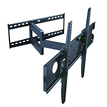 Tygerclaw LCD4091BLK 32 to 63-Inch Full Motion Wall Mount