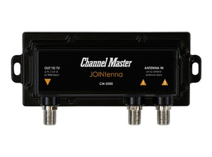 The Channel Master JOINtenna Antenna Signal Combiner CM-0500