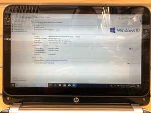HP 215 G1 Notebook 11.6""