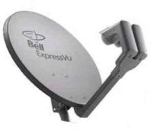 "BELL DISH 20"" (HD) WITH 2 LNB"