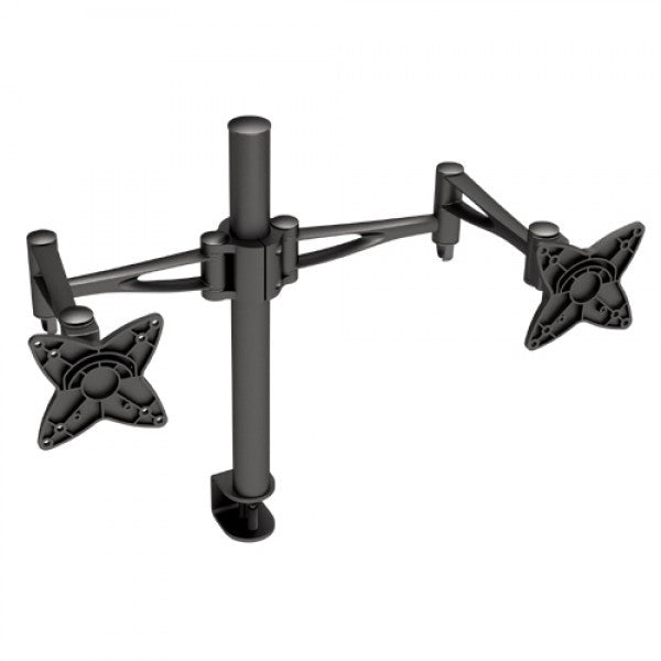 BEST Dual 10-23 inch LCD Monitor Desk Mount Bestmounts BDM-003