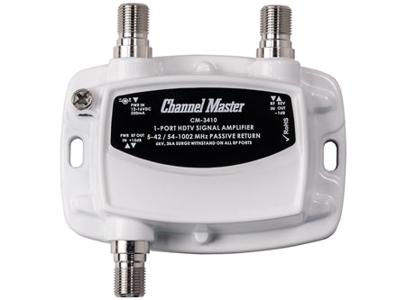 Channel Master CM 3410 Ultra Mini Distribution Amplifier