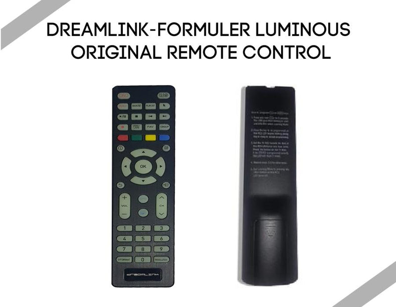 Dreamlink Formuler Luminous Original Remote Control - Dreamlink-Formuler
