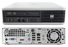 HP Compaq dc7900 Ultra-Slim Desktop