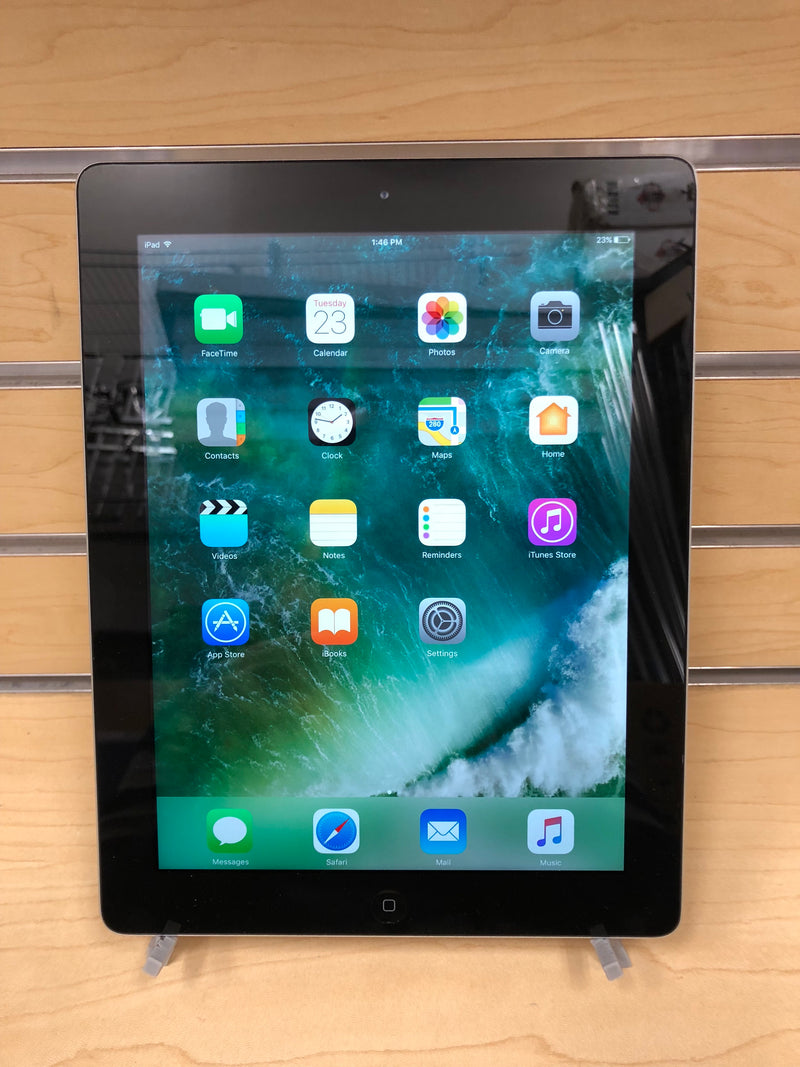 APPLE IPAD 4 - Grade A - (2048x1536 264 ppi) - 16GB - Black
