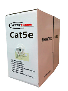 1000-FT CAT5e NETWORK CABLE ethernet