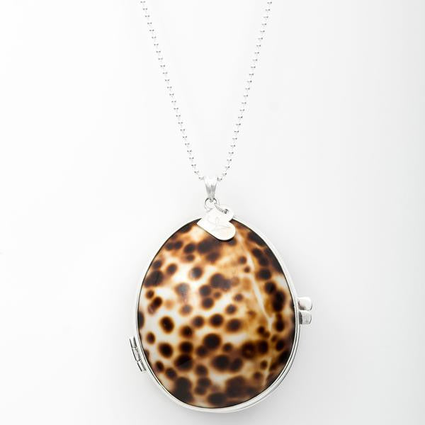 Martini Tortoise shell perfume lockets