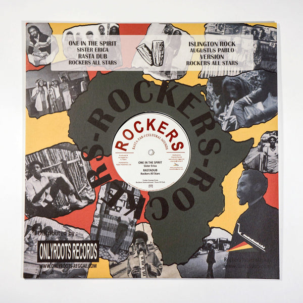"SISTER ERICA X AUGUSTUS PABLO - ""ONE IN THE SPIRIT"" B/W ""ISLINGTON ROCK"" (12-INCH VINYL)"